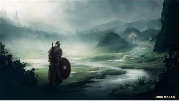 Tworzenie postaci w Dark Souls II