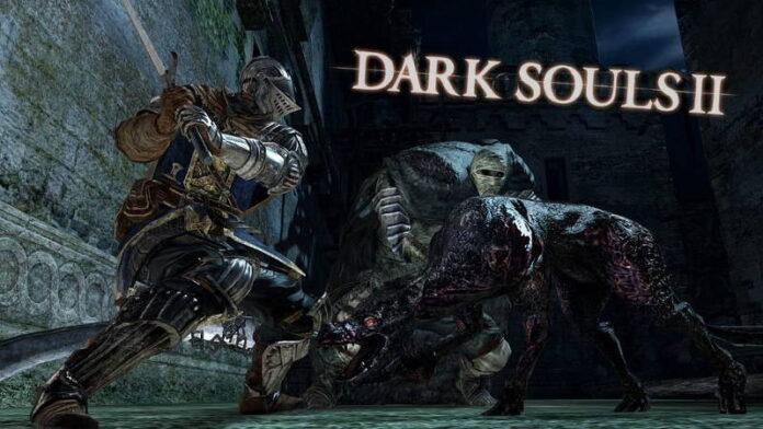 dark souls 2 interfejs