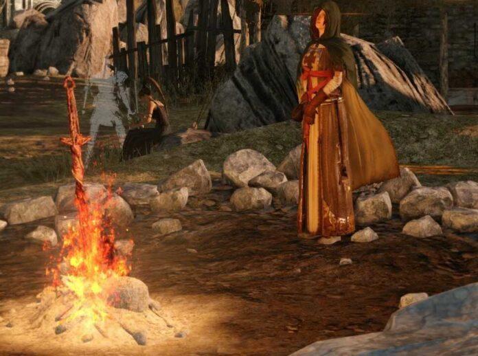 Ważne przedmioty i miejsca w Dark Souls II
