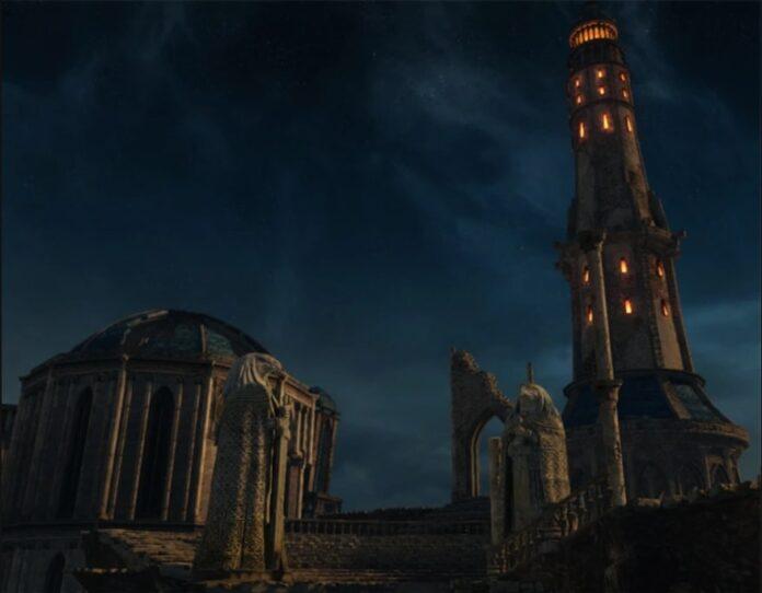 Wieża Płomieni Heide